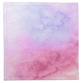 Abstract watercolor hand painted background 11 napkin