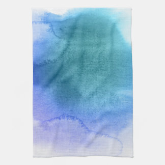 Abstract watercolor hand painted background 12 hand towel