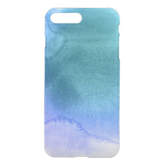 Abstract watercolor hand painted background 12 iPhone 8 plus/7 plus case