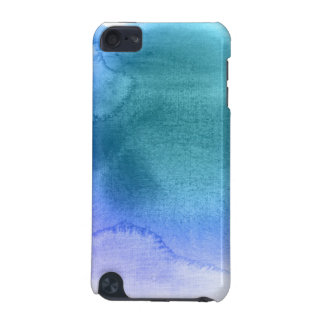 Abstract watercolor hand painted background 12 iPod touch (5th generation) covers