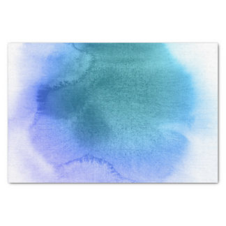 Abstract watercolor hand painted background 12 tissue paper