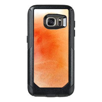 Abstract watercolor hand painted background 15 OtterBox samsung galaxy s7 case
