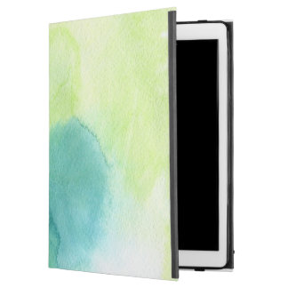 "Abstract watercolor hand painted background 16 iPad pro 12.9"" case"