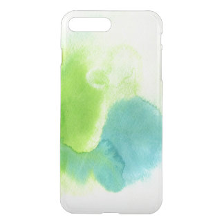 Abstract watercolor hand painted background 16 iPhone 8 plus/7 plus case