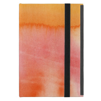 Abstract watercolor hand painted background 17 case for iPad mini