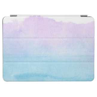 Abstract watercolor hand painted background 18 2 iPad air cover