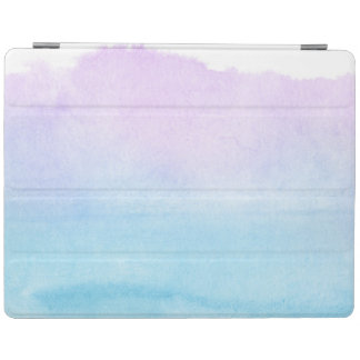 Abstract watercolor hand painted background 18 2 iPad cover