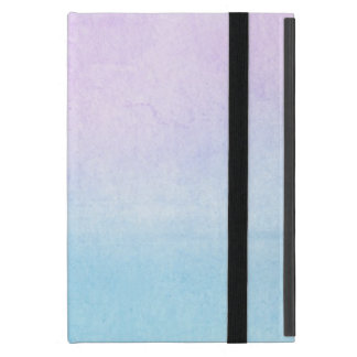 Abstract watercolor hand painted background 18 case for iPad mini