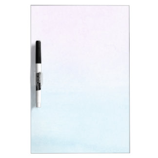 Abstract watercolor hand painted background 18 dry erase board