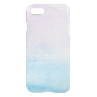 Abstract watercolor hand painted background 18 iPhone 8/7 case