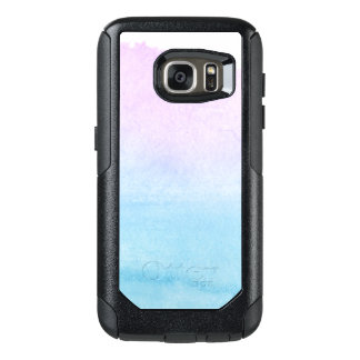 Abstract watercolor hand painted background 18 OtterBox samsung galaxy s7 case