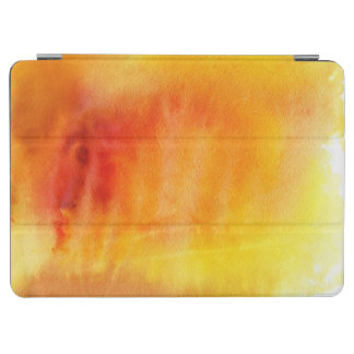 Abstract watercolor hand painted background 19 2 iPad air cover