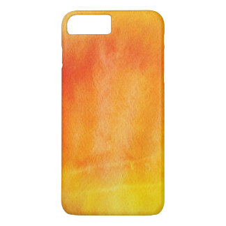 Abstract watercolor hand painted background 19 iPhone 8 plus/7 plus case