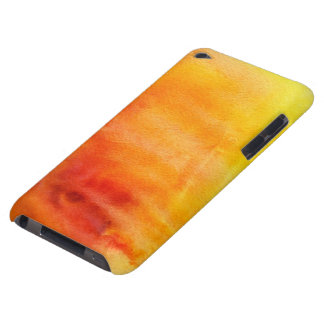 Abstract watercolor hand painted background 19 iPod touch Case-Mate case