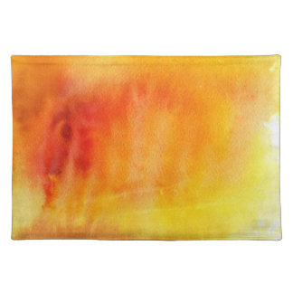 Abstract watercolor hand painted background 19 placemat