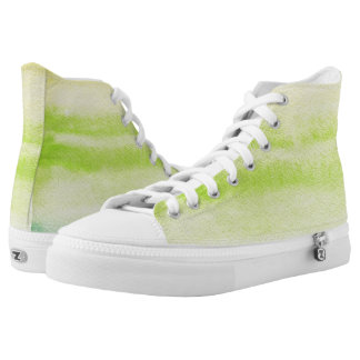 Abstract watercolor hand painted background 2 2 high tops