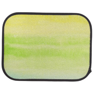 Abstract watercolor hand painted background 2 3 car mat