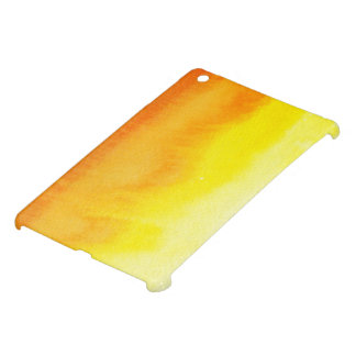 Abstract watercolor hand painted background 2 3 iPad mini cover