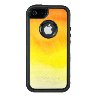 Abstract watercolor hand painted background 2 3 OtterBox iPhone 5/5s/SE case