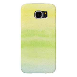 Abstract watercolor hand painted background 2 3 samsung galaxy s6 cases