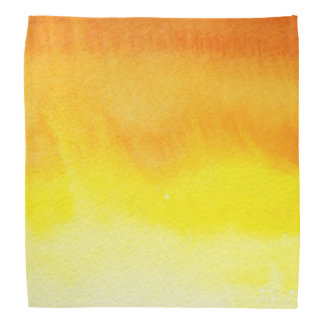 Abstract watercolor hand painted background 2 bandana