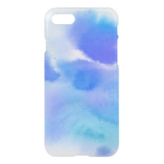 Abstract watercolor hand painted background. 2 iPhone 8/7 case