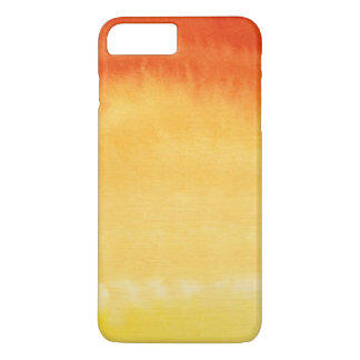 Abstract watercolor hand painted background. 2 iPhone 8 plus/7 plus case
