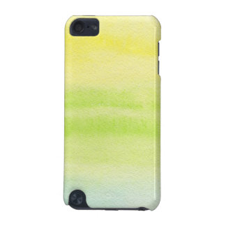 Abstract watercolor hand painted background 2 iPod touch 5G case