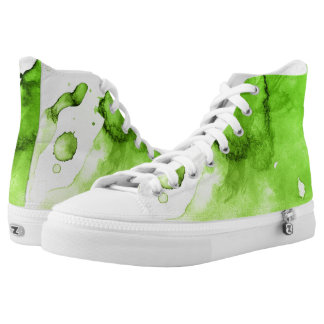 Abstract watercolor hand painted background 3 2 high tops