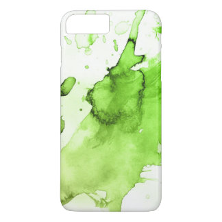 Abstract watercolor hand painted background 3 3 iPhone 8 plus/7 plus case
