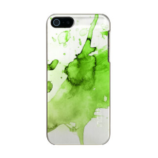 Abstract watercolor hand painted background 3 incipio feather® shine iPhone 5 case