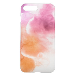 Abstract watercolor hand painted background 3  iPhone 7 plus case