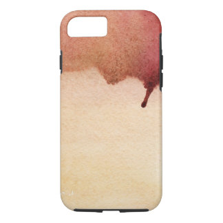 Abstract watercolor hand painted background 3 iPhone 8/7 case