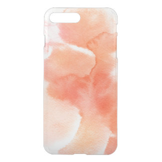 Abstract watercolor hand painted background 3 iPhone 8 plus/7 plus case