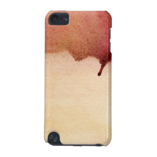 Abstract watercolor hand painted background 3 iPod touch (5th generation) cases