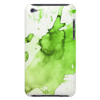 Abstract watercolor hand painted background 3 iPod touch covers