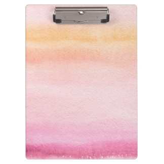 Abstract watercolor hand painted background 4 2 clipboard
