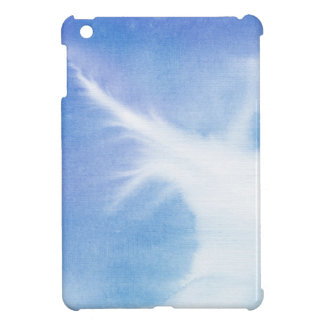 Abstract watercolor hand painted background 4 2 iPad mini case