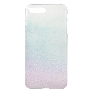 Abstract watercolor hand painted background 4 iPhone 8 plus/7 plus case