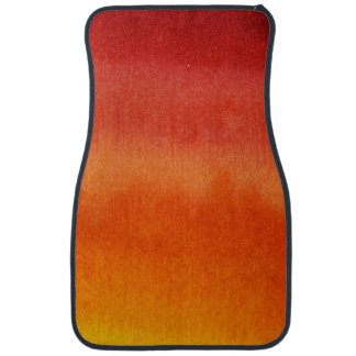 Abstract watercolor hand painted background 5 2 car mat