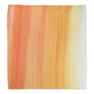 Abstract watercolor hand painted background 5 bandana