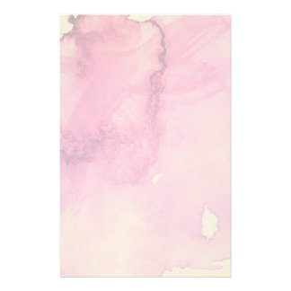 Abstract watercolor hand painted background 5 customized stationery