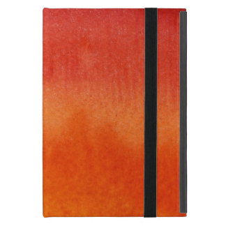 Abstract watercolor hand painted background 5 iPad mini case