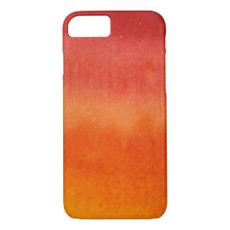 Abstract watercolor hand painted background 5 iPhone 8/7 case