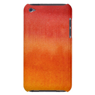 Abstract watercolor hand painted background 5 iPod touch cases