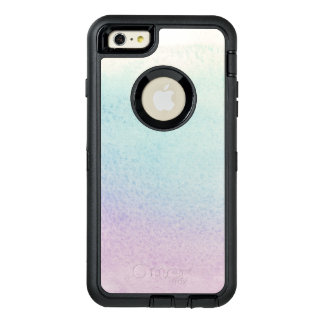Abstract watercolor hand painted background 5 OtterBox iPhone 6/6s plus case