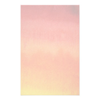 Abstract watercolor hand painted background 5 stationery