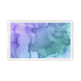 Abstract watercolor hand painted background 6