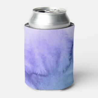 Abstract watercolor hand painted background 6 2 can cooler