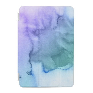 Abstract watercolor hand painted background 6 2 iPad mini cover
